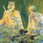 King Mark of Cornwall befriends Tristan