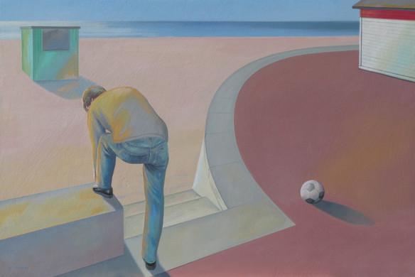 A Ball Waits to Be Kicked (2012)