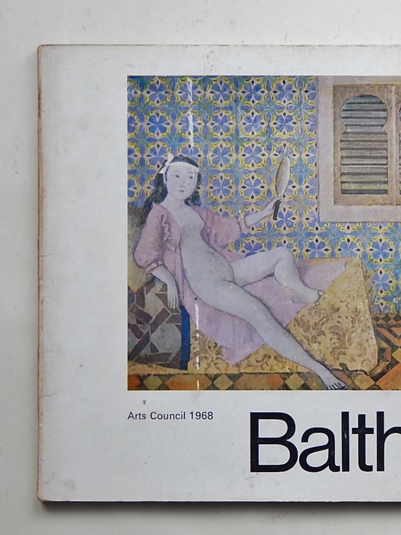 Balthus- Exhibition  -catalogue-1968.jpg