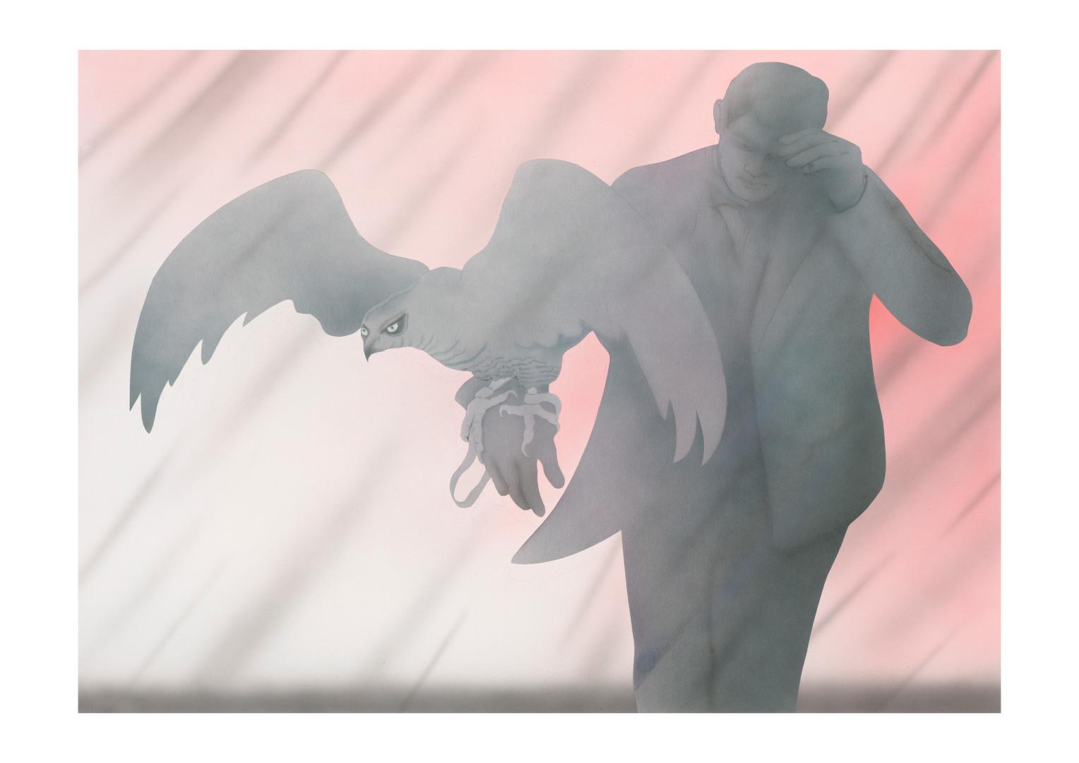 Manning the Hawk
