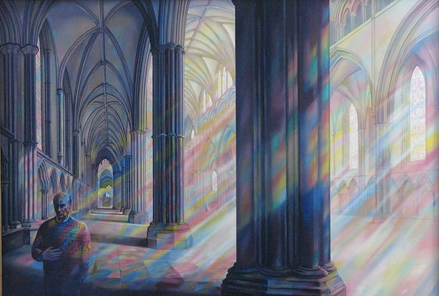6. Shafts of light at Lincoln 1997 127x8