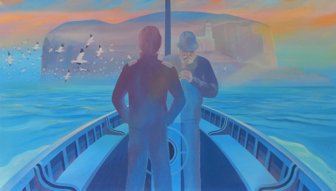 Voyage to the Bass Rock (1987)
