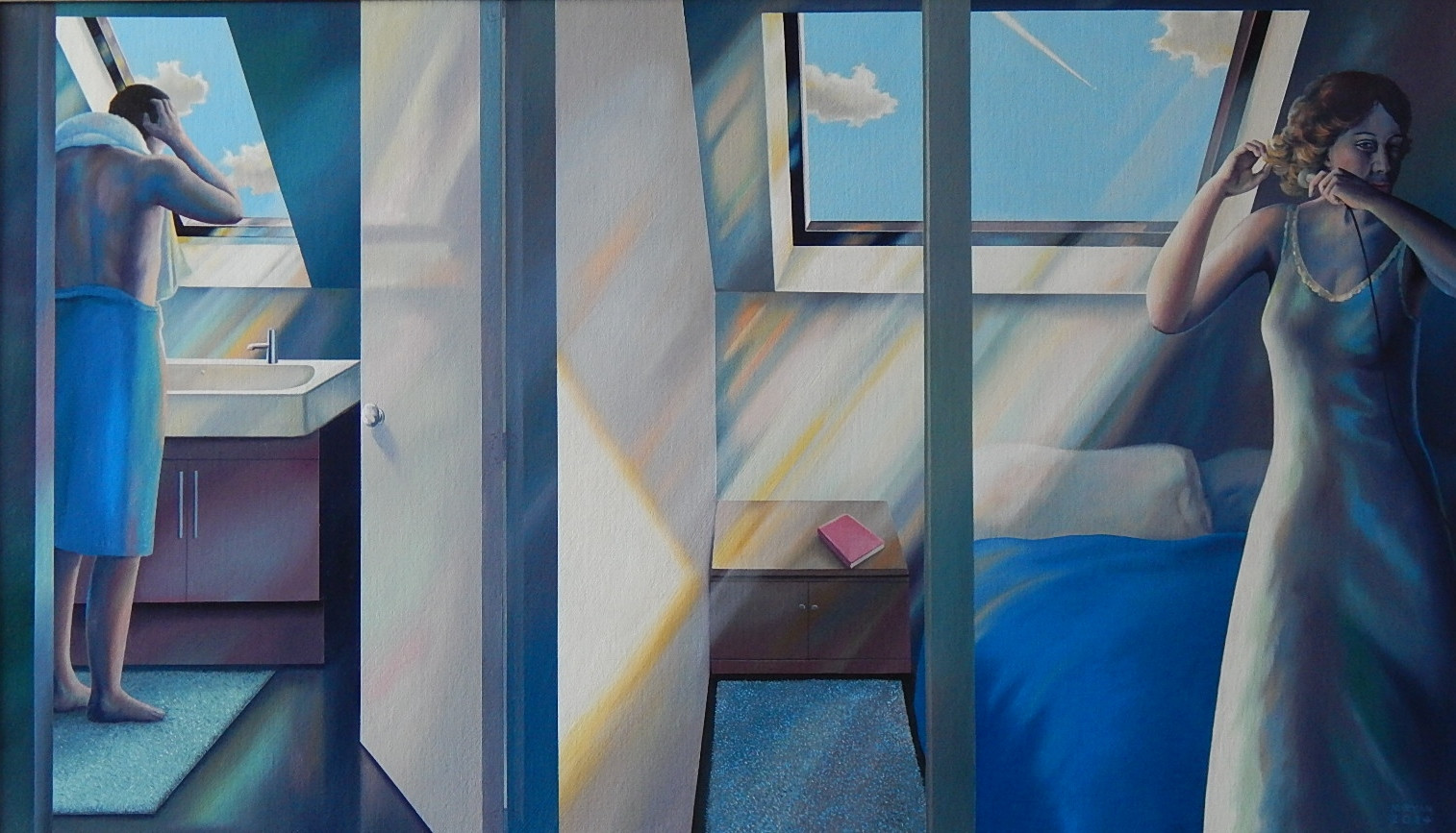 Two Roof Lights (2014)