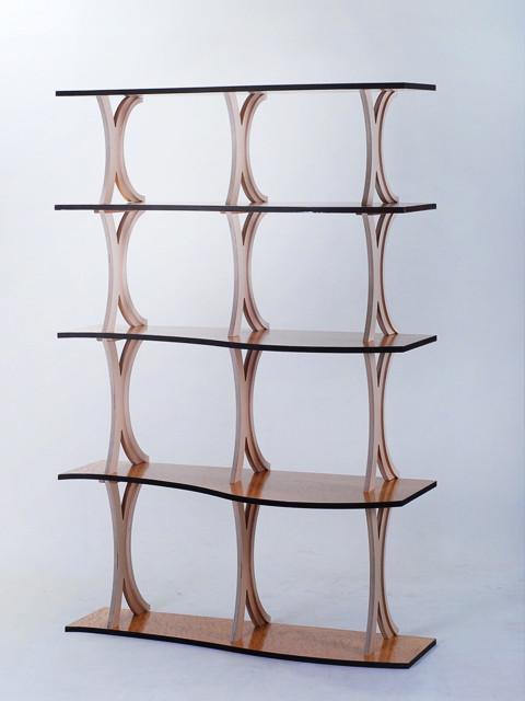 A Rhythmical shelf