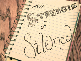 The Strength of Silence