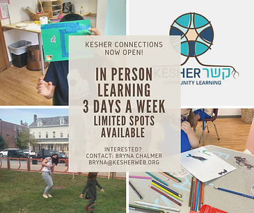 Kesher Connections Promotion.png