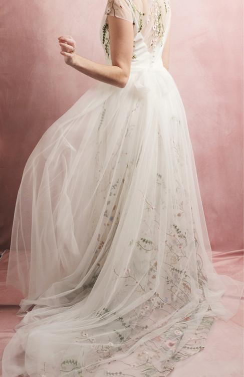 florencia dress - Abigail of Gardenia
