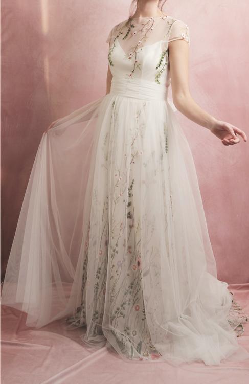 florencia dress-Abigail of Gardenia