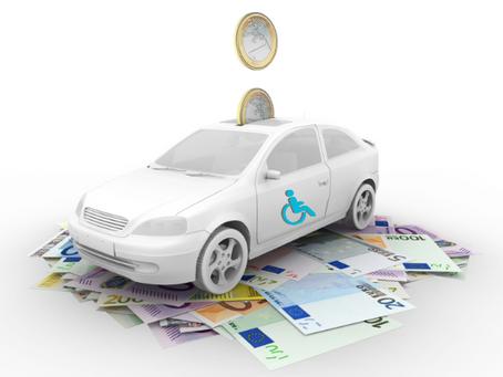 Disabili: detrazione fiscale delle spese per l'acquisto di veicoli