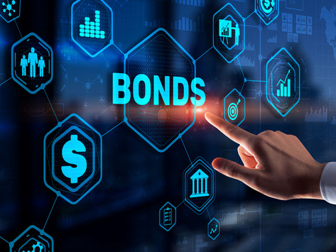 What does bond buying have to do with property?
