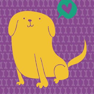 Dog Amarelo