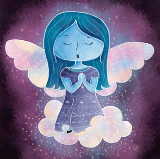 Durma bem, meu anjo!