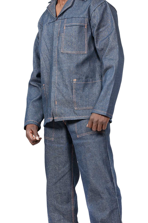 Denim Conti Suit Workwear