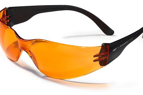 SPORTY Safety Glasses Orange