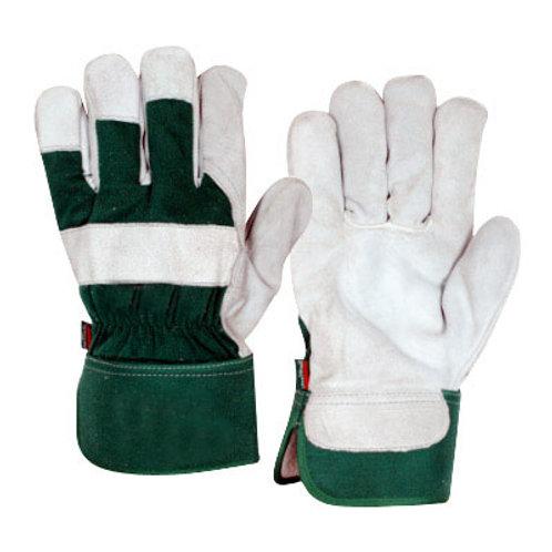 CHROME LEATHER Freezer Glove