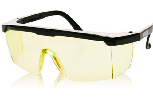 EURO Safety Glasses Amber