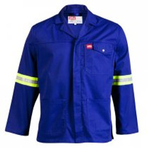 Reflective Conti Suit Royal Blue Jacket Workwear
