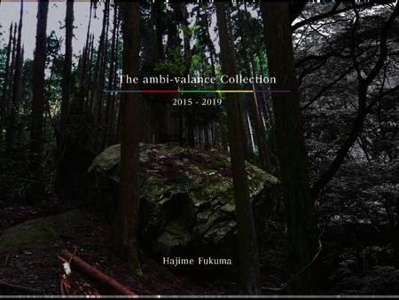 【The ambi-valance Collection 2015-2019】リリースしました