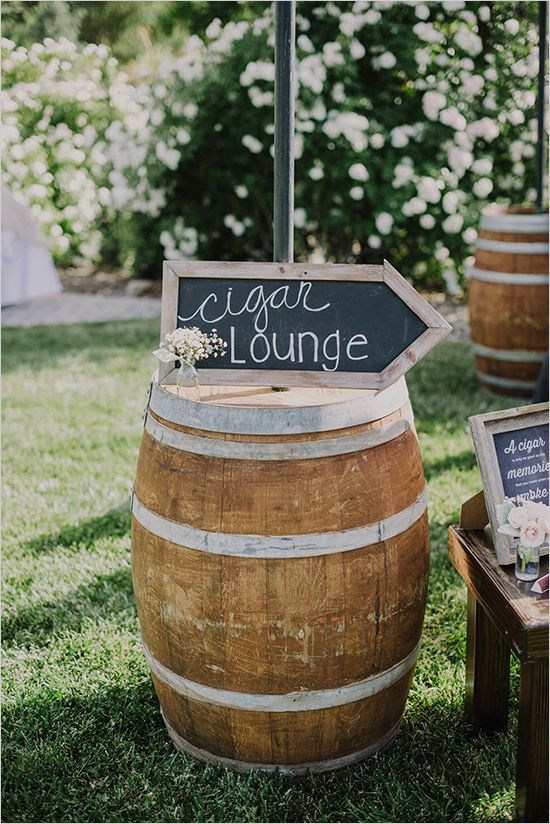 Wedding Cigar Lounge