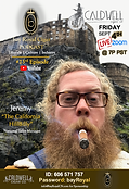 Episode 23 bay Royal Cigar Podcast flyer
