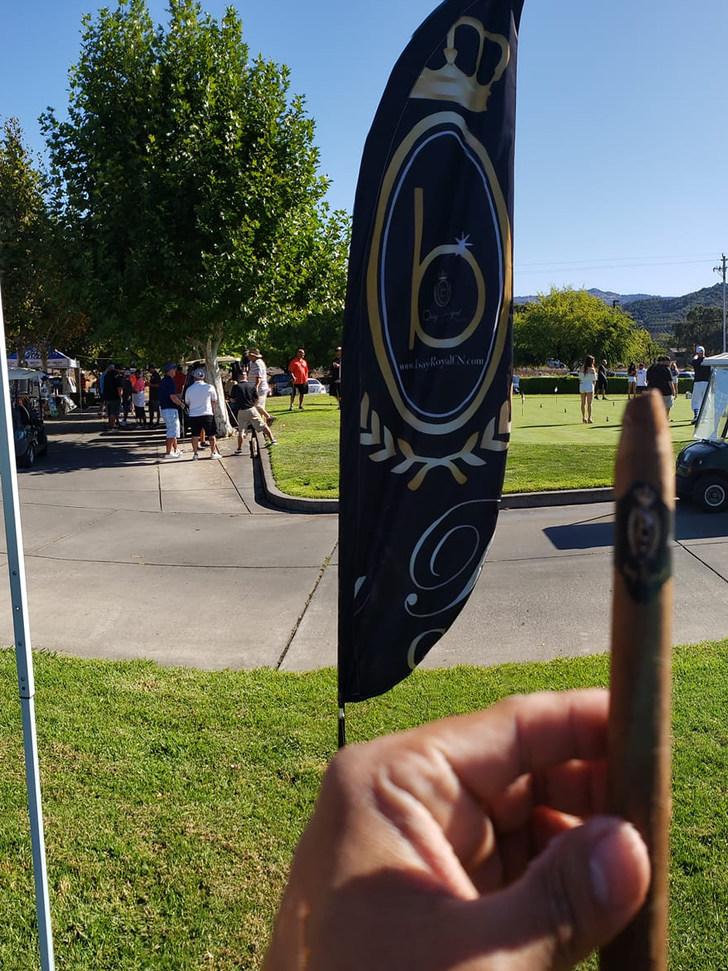 Golf & Cigars