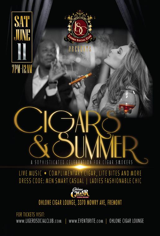 2016 Cigars & Summer