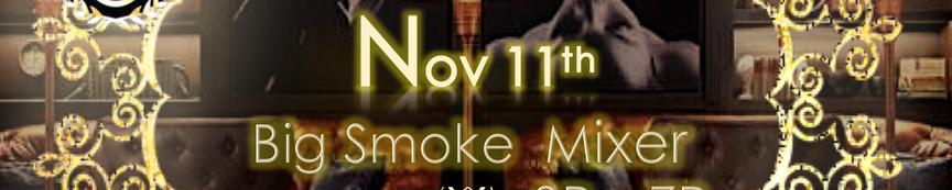 2018 Big Smoke Mixer
