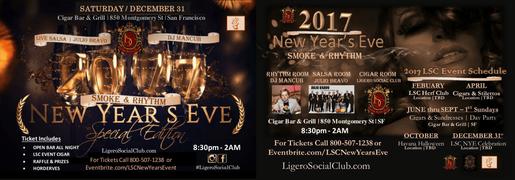 2017 NYE Celebration