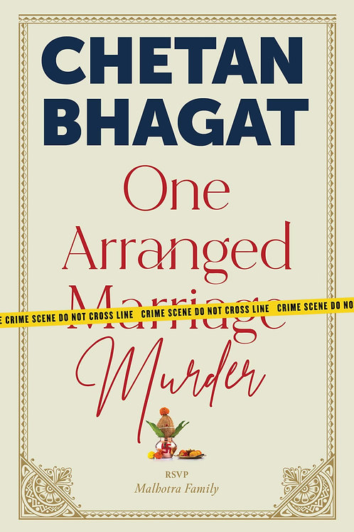 One Arranged Murder Paperback – 28 September 2020