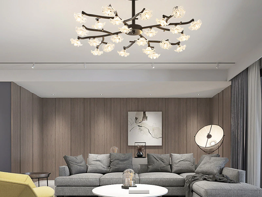 How a change in lighting can brighten up your home