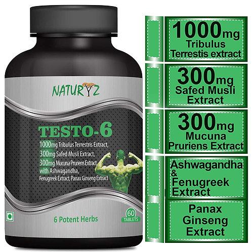 Naturyz Testo-6 Supplement For Men