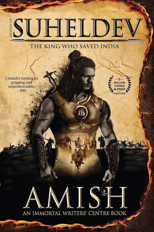 Legend of Suheldev: The King Who Saved India Paperback – 20 June 2020