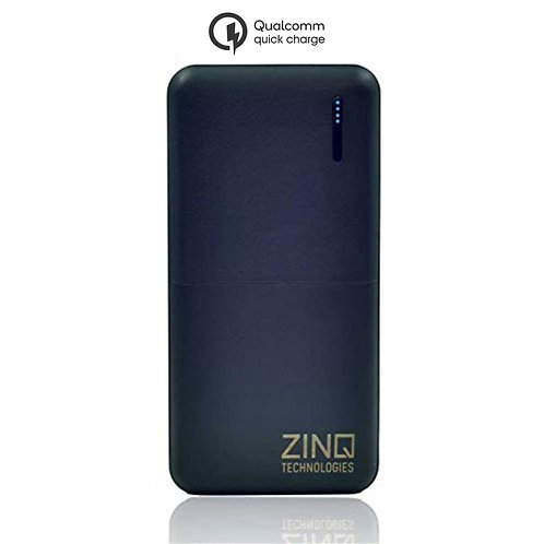 Zinq Technologies Z20KP 20000mAH Lithium Polymer Power Bank with PD and QC 3.0 T