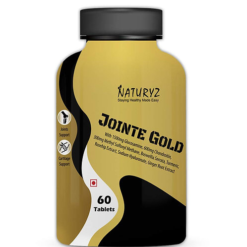 Naturyz Jointe Gold Tablets - 60 tab