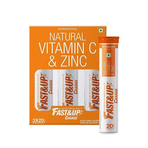 Fast&Up Charge - Vitamin C antioxidant 1000 mg