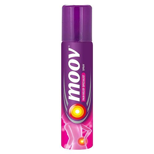 Moov Fast Pain Relief Spray - 50g