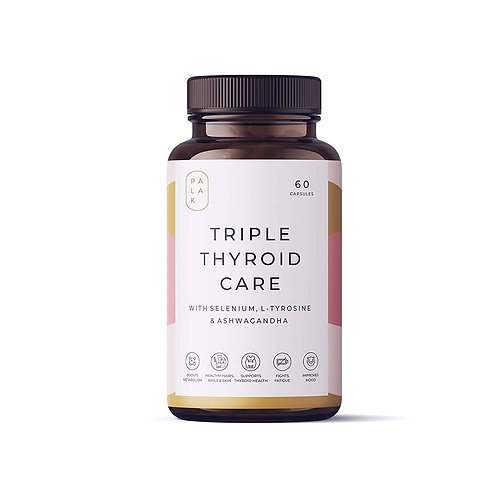 Palak Notes: Triple Thyroid Care