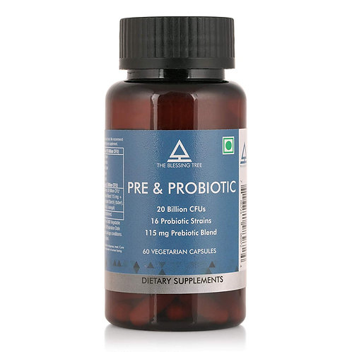 The Blessing Tree Probiotics