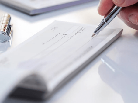 How to Write A Cheque Safely?