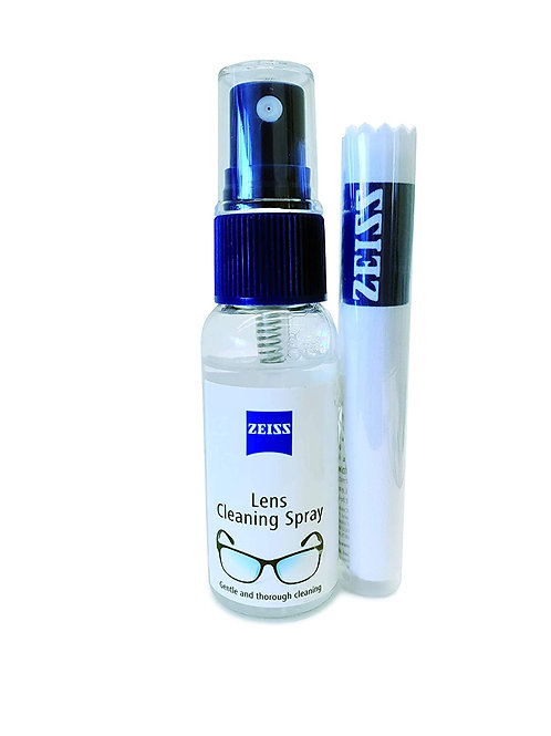 Zeiss Lens Cleaner for Glasses Camera Laptops Cellphones With Microfiber Cloth