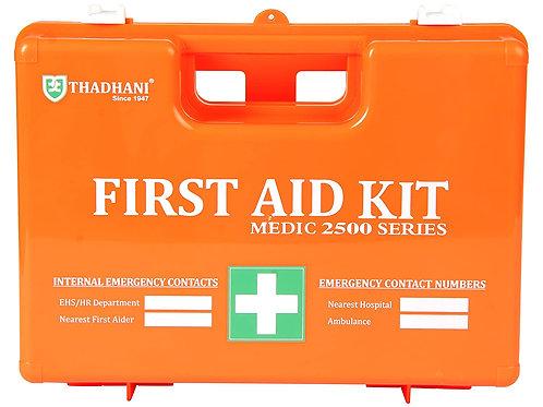 THADHANI First Aid Kit - MEDIC 2500 SERIES