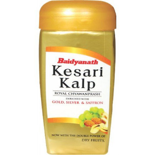 Baidyanath Jhansi Kesari Kalp Enriched With Gold, Sliver and Saffron