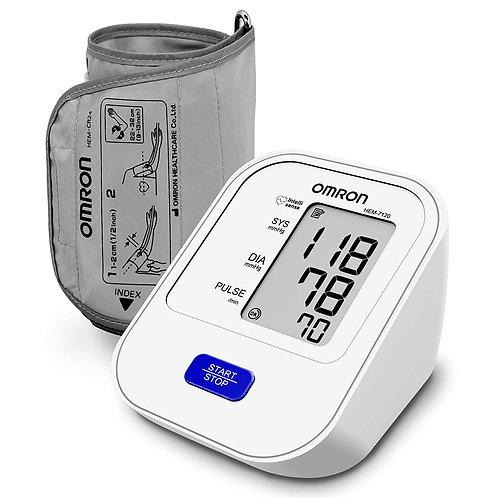 Omron HEM 7120 Fully Automatic Digital Blood Pressure Monitor With Intellisense