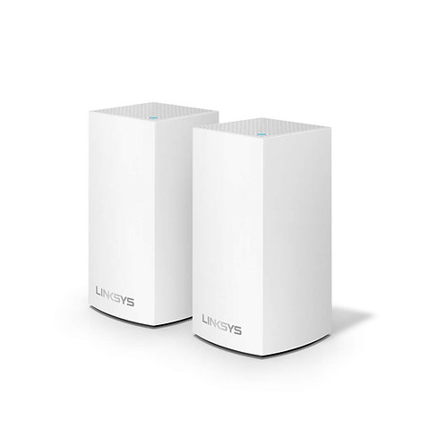 Linksys AC 2600 Dual Band Mesh Router with MU-MIMO iMesh Easy App Installation/P