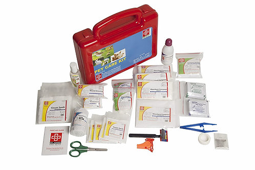 ST JOHNS FIRST AID Pet Care Kit