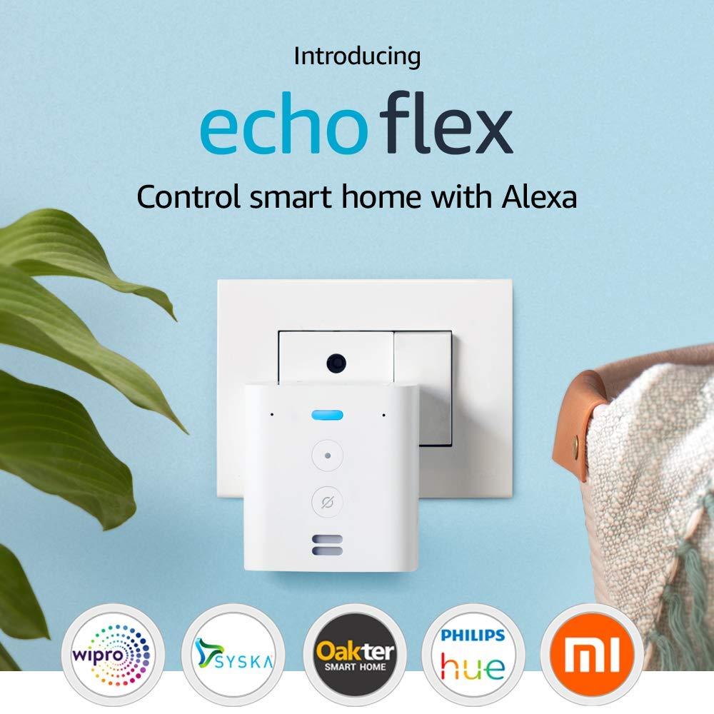 Echo Flex plug