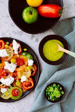 Bernard - tomaatjes recept Peter Gordon