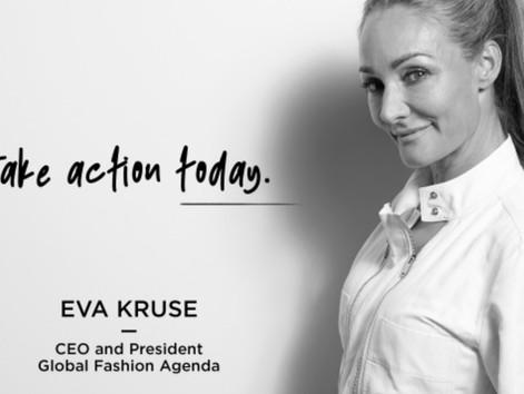 Die Global Fashion Agenda - hilft Unternehmen Nachhaltigkeit auf die Firmenagenda zu setzten