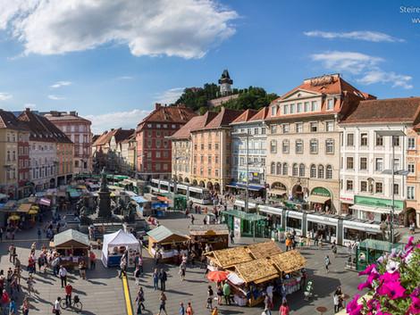 Secondhand und Vintage Fashion Stores in Graz Österreich