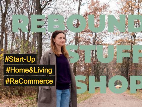Rebound Stuff Shop - Ein Blog inspiriert zu einem neuen ReCommerce-Ansatz
